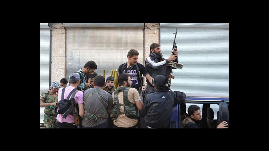 Video V syrské provincii Hamá bylo zabito 86 lidí