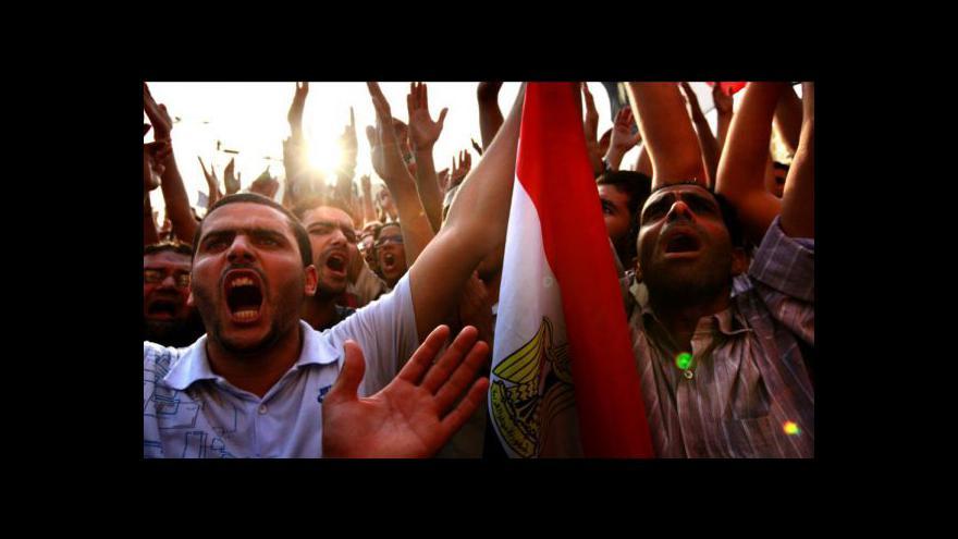 Video MZV varuje před cestami na Sinaj