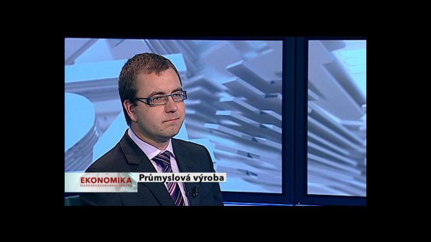 Video Rozhovor s analytikem Petrem Gapkem