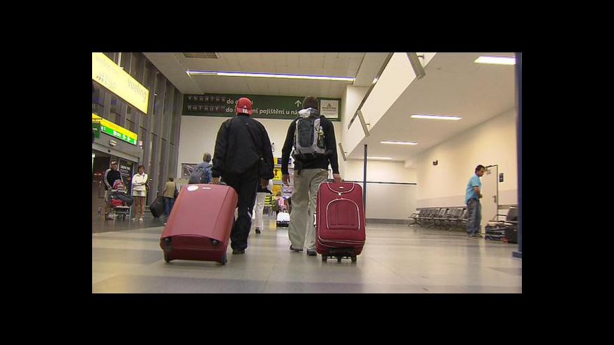 Video Ekonomika ČT24: Zájem turistů o ČR se zvyšuje