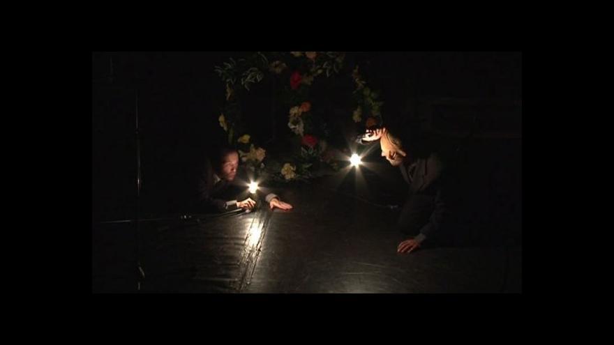 Video Divadlo Feste uvádí hru Pohřbívání