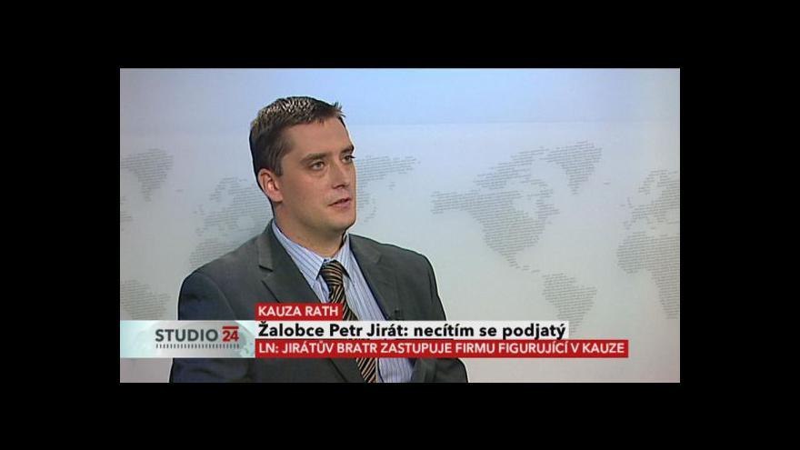 Video Rozhovor s advokátem Janem Langmeierem