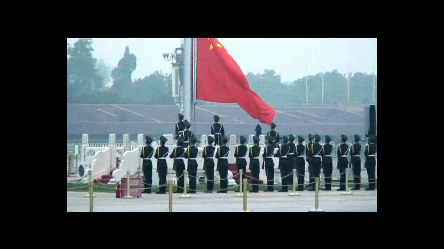 Video Čínské úřady zadržely stovky aktivistů a zpřísnily cenzuru