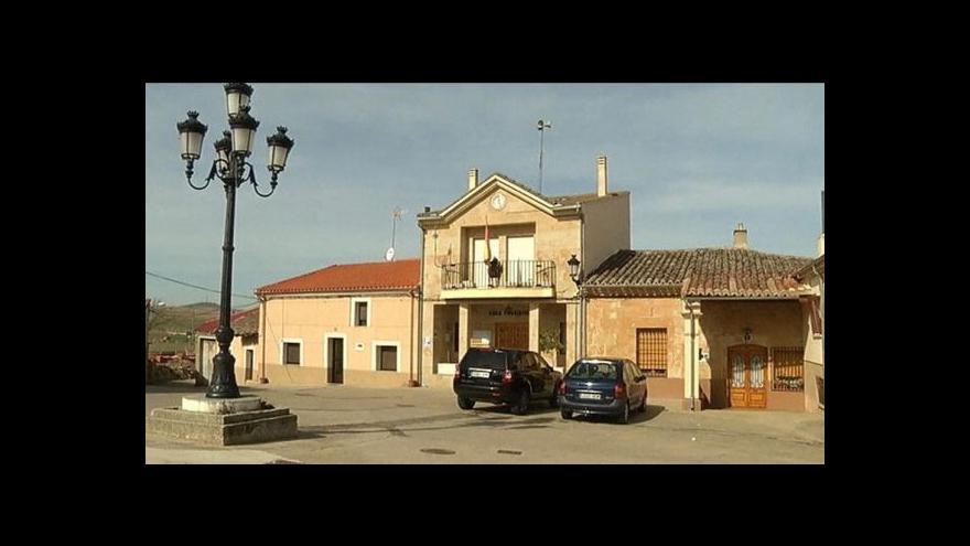 Video Vesnice Pioz by na splátky dluhu potřebovala 16 milionů eur