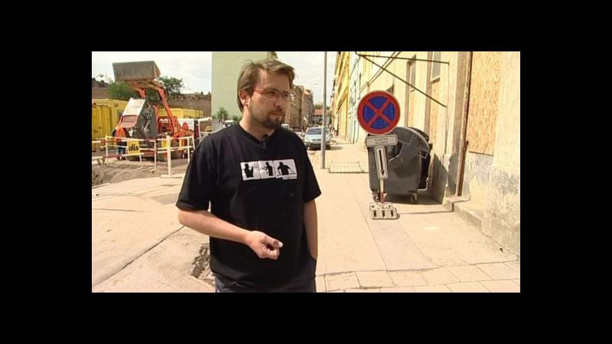 Video Organizátor Ghettofestu Pavel Strašák o bydlení ve vyloučené lokalitě