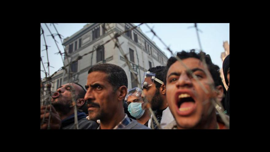 Video V Egyptě skončil výjimečný stav