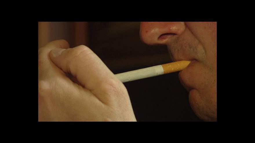 Video Události: Kouření možná ovlivňují geny