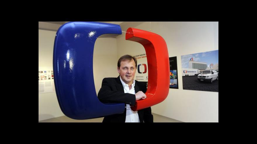 Video Generální ředitel ČT Petr Dvořák o chystaném dětském kanálu