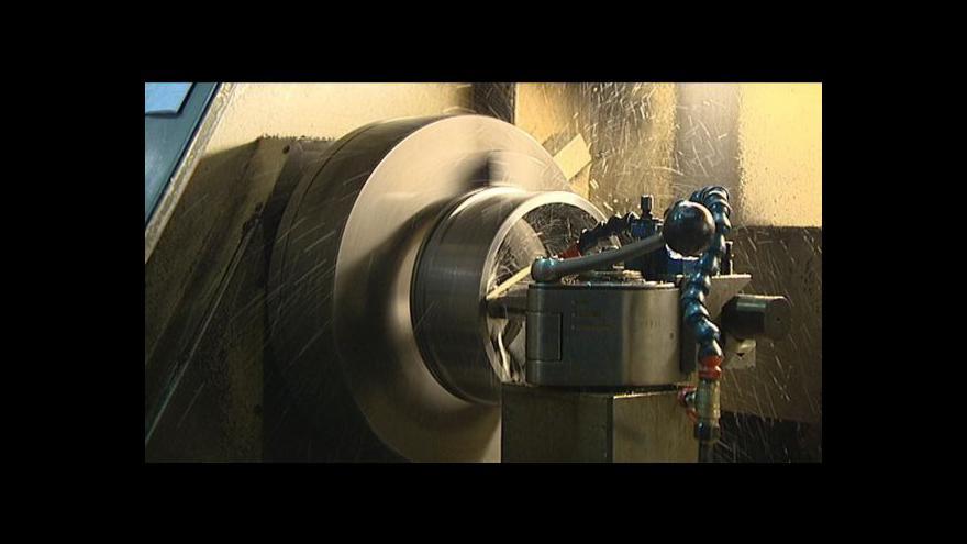 Video Ekonomika ČT24: Rozhovor s Petrem Kuželem