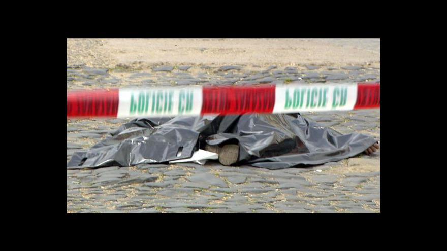 Video Vyjádření kriminalisty Michala Mazánka