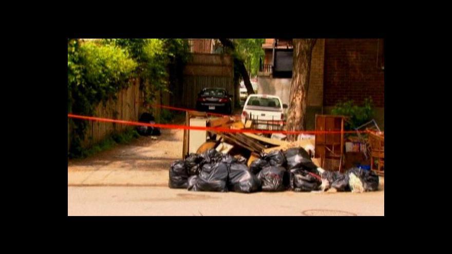 Video V Kanadě byly nalezeny kusy těla