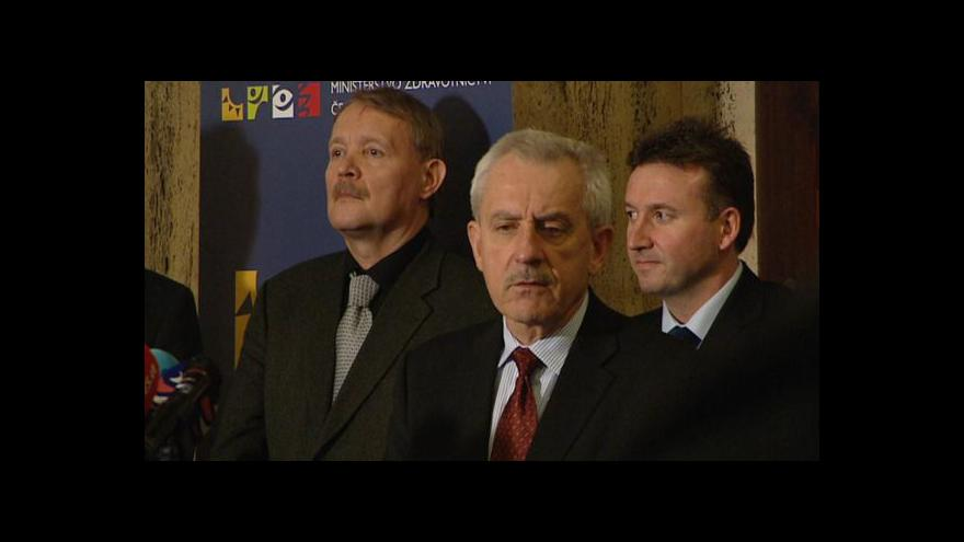 Video Jednání tripartity znovu zkrachovalo