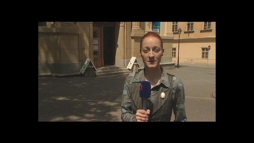 Video Reportáž Kateřiny Racek Vadinské
