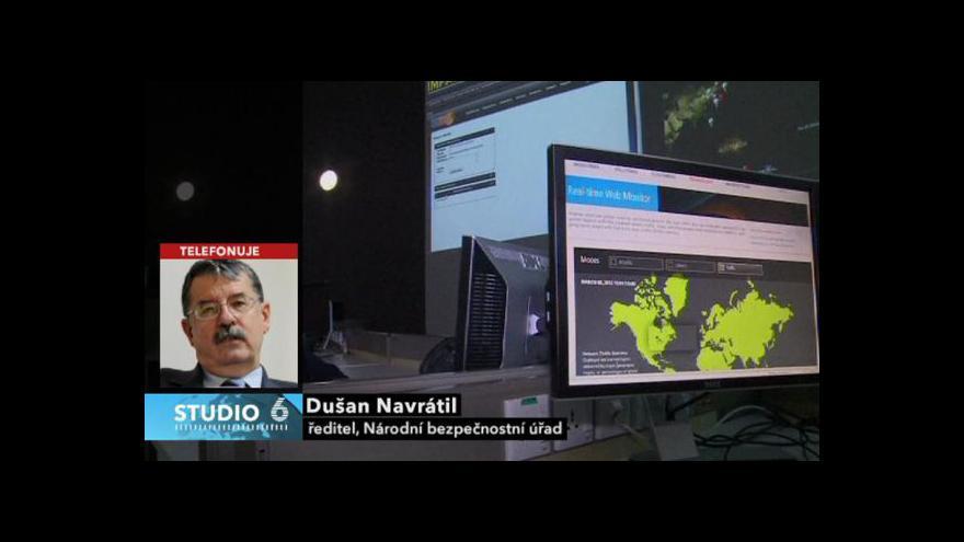 Video Rozhovor s Dušanem Navrátilem