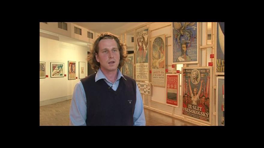 Video Kurátor Michal Doležel o výtvarnících