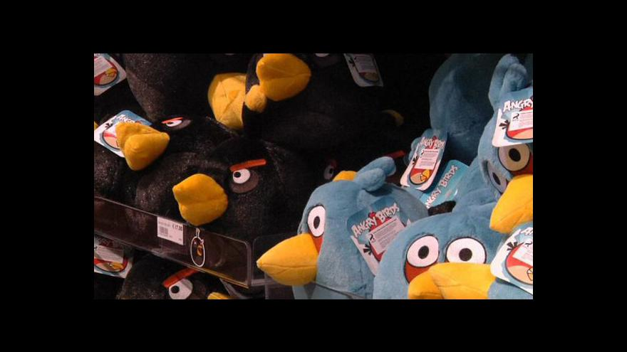 Video Angry Birds budou mít vlastní zábavní park
