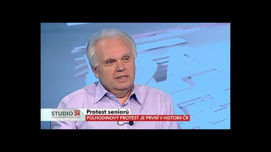 Video Rozhovor se Zdeňkem Pernesem