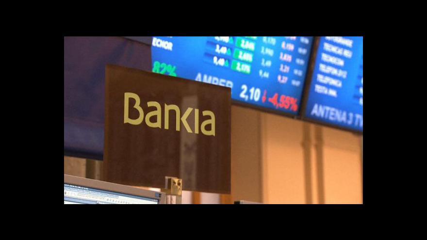 Video Ekonomika ČT24: Bankii pomůžou nové dluhopisy