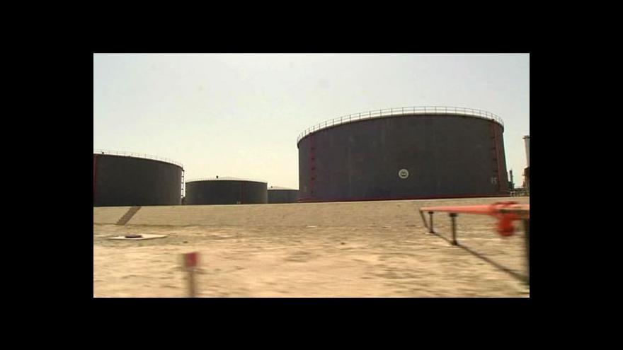 Video Krádeže ropy v Nigérii