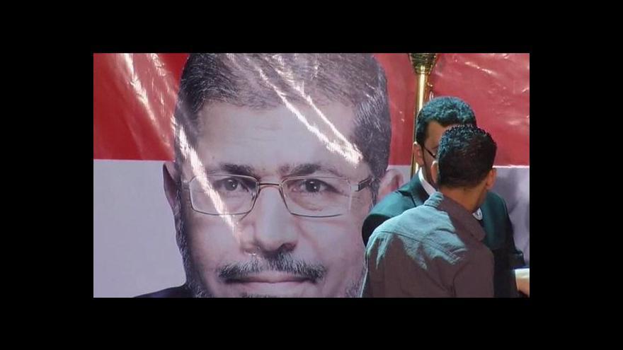 Video O křeslo prezidenta se utkají Šafík a Mursí