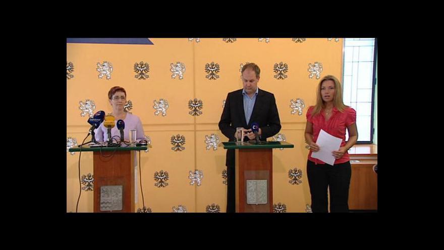 Video Brífink po jednání rady Středočeského kraje