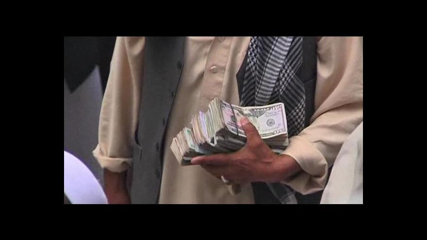 Video Partnerství USA a Afghánistánu