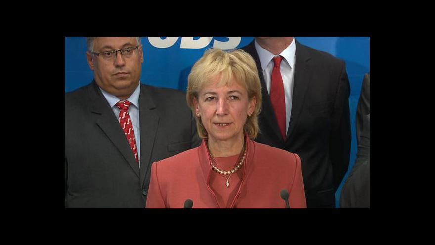 Video Eva Bartoňová