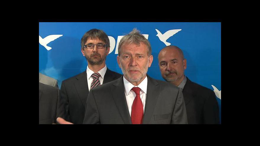 Video Tomáš Jirsa