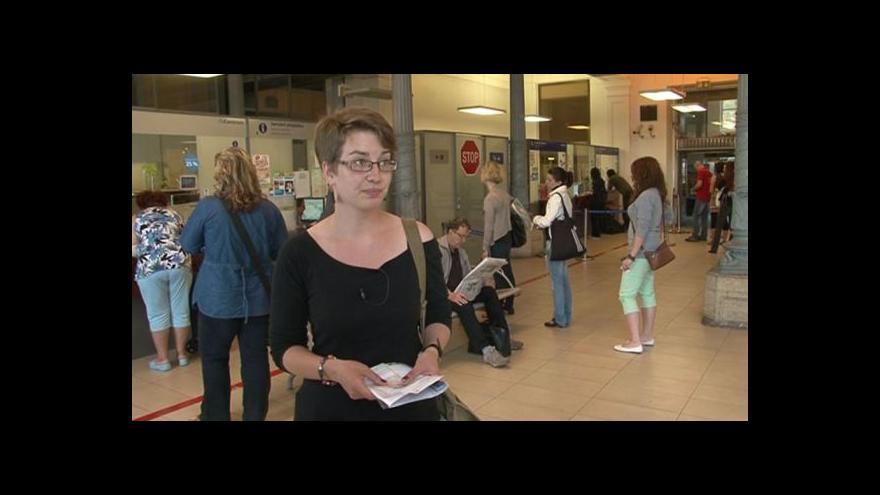 Video Cestující Anna Buriánková vypráví, jak se stala černou pasažérkou