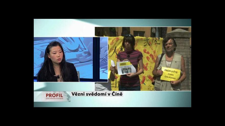 Video Rozhovor s Ťin Čao-jü