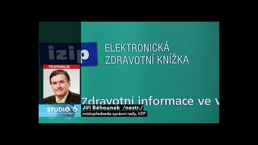 Video Rozhovor s Jiřím Běhounkem a Petrem Holubem