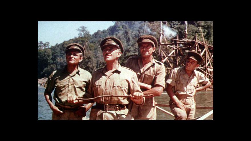 Video Ukázka z filmu Most přes řeku Kwai