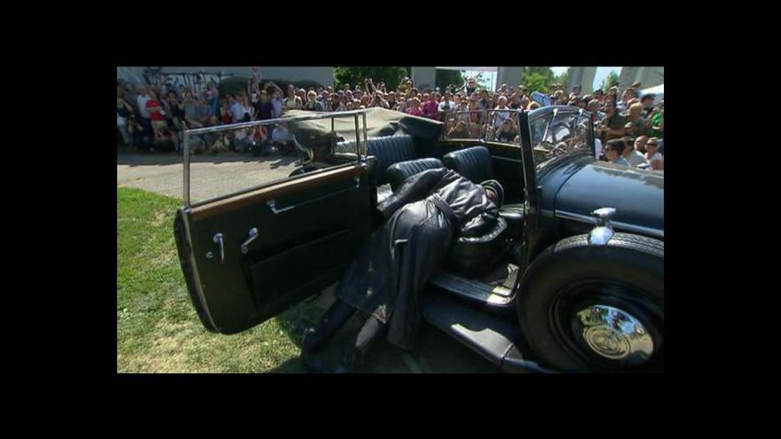 Video Výročí atentátu na Heydricha tématem Událostí