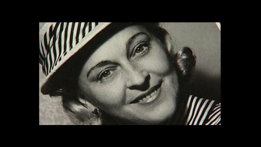Video Rozhovor s Marií Formáčkovou