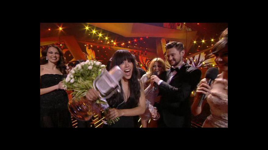 Video Vítězka Eurovize popudila ázerbajdžánské úřady