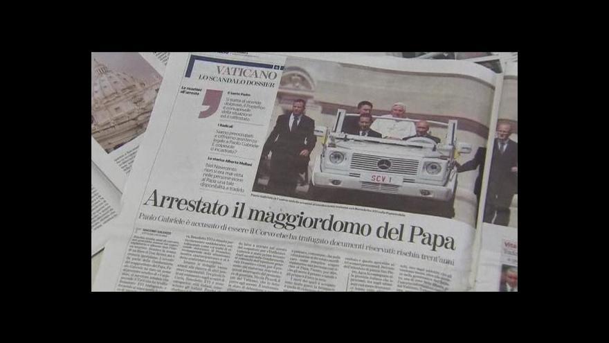 Video Zatčení Paola Gabrieleho