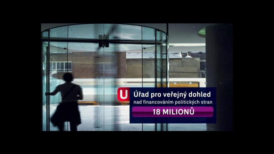 Video Reportáž Olgy Málkové a Lukáše Dolanského
