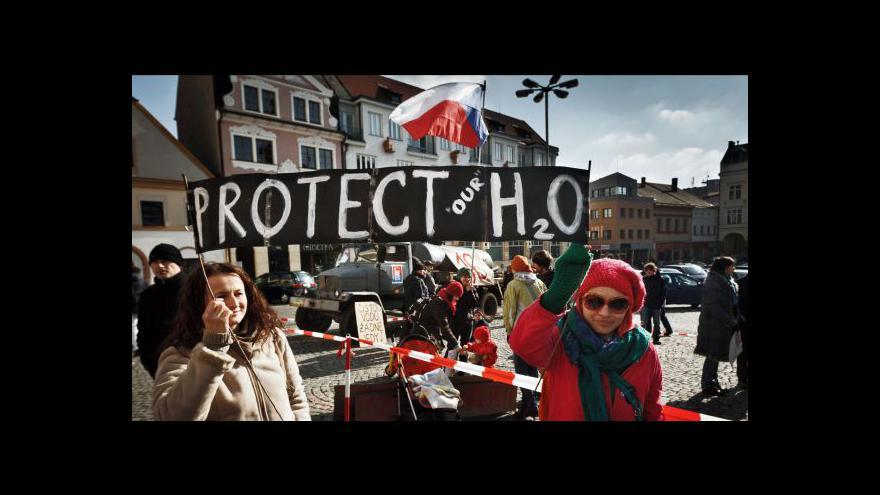 Video Reportáž Lenky Drmotové a Marcely Augustové