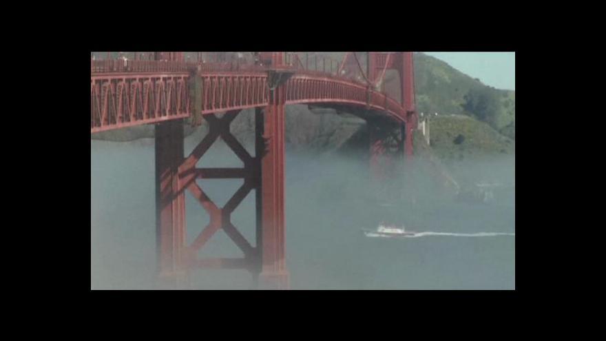 Video 75. výročí Golden Gate Bridge