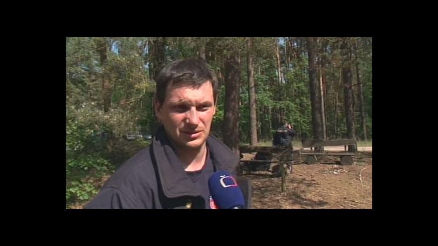 Video Rozhovor Barbory Lukšové s hasičem Jaroslavem Michnou