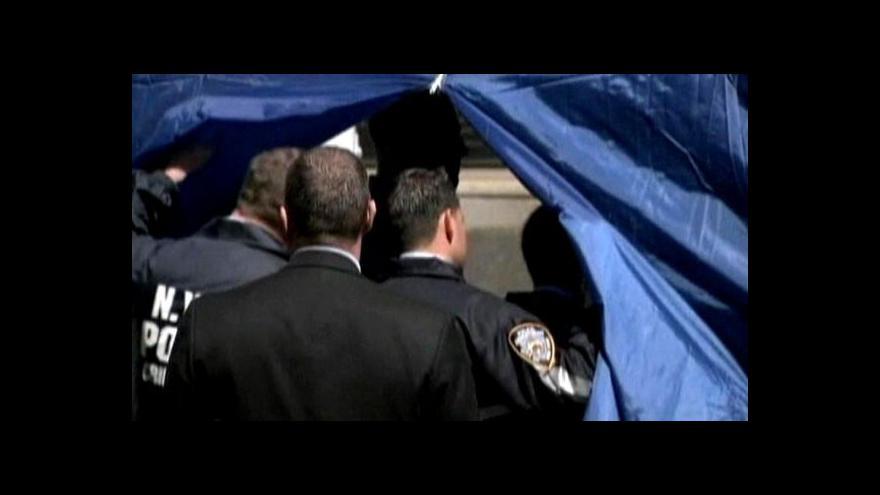 Video K únosu se přiznal muž z New Jersey