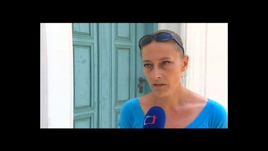 Video Reakce Romů po omluvě
