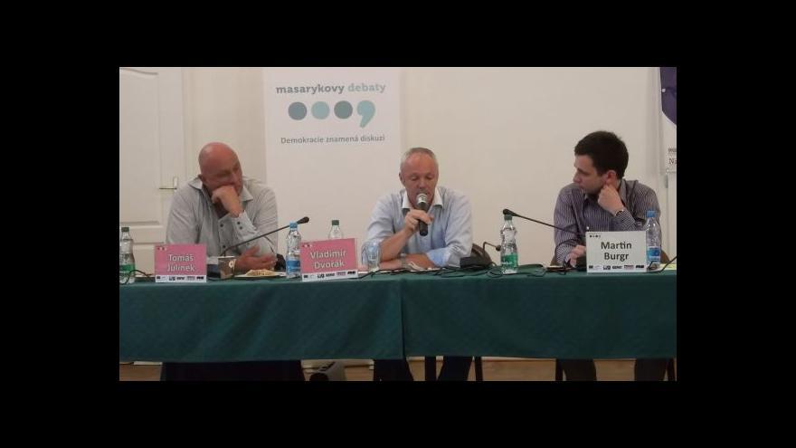 Video Argumenty debatérů