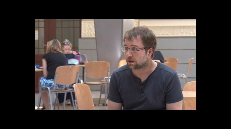 Video Sociolog Jakub Macek o významu médií v podobných kauzách