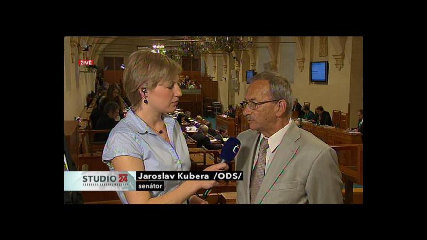 Video Rozhovor s Jiřím Dienstbierem a Jaroslavem Kuberou
