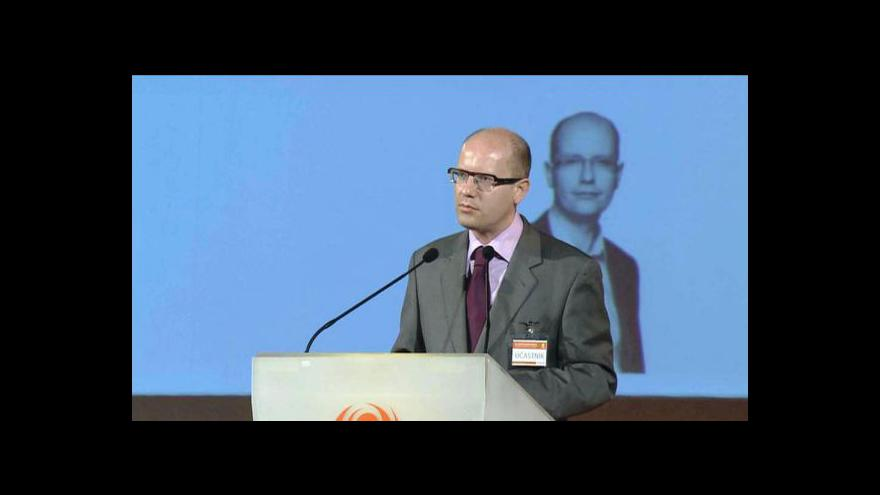 Video Rozhovor s Bohuslavem Sobotkou