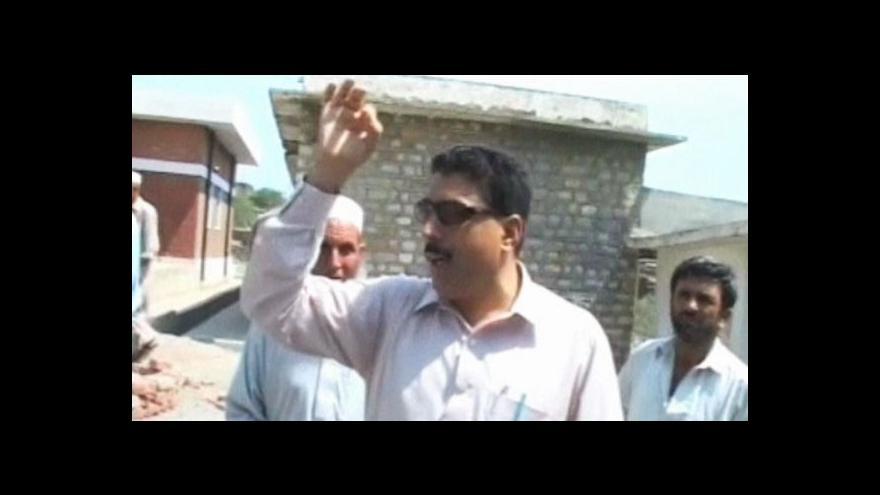 Video Šakíl Afridi dostal 33 let