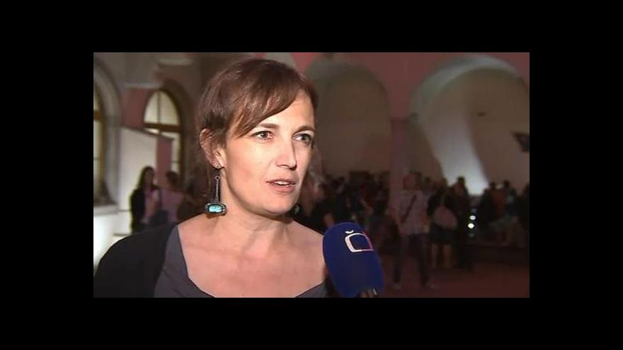 Video Hovoří úspěšná kandidátka Monika Šimková