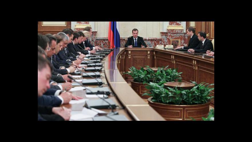 Video Moskva chce vyšší pokuty pro demonstranty