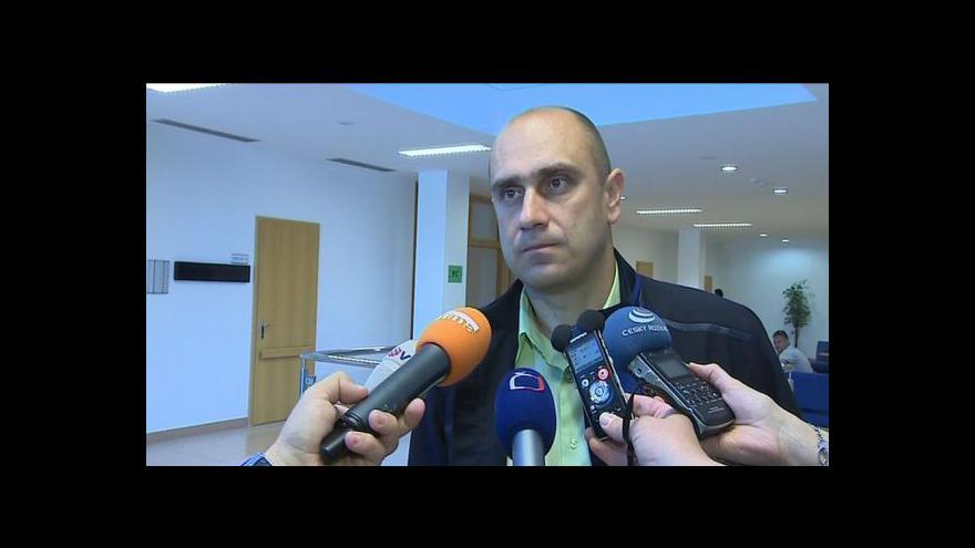 Video Obhájce mladíka Aleš Dufek